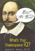 Beat the Bard What's Your Shakespear Iq?