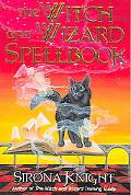 Witch And Wizard Spellbook