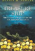 Treasure Ship The Legend and Legacy of the S.s. Brother Jonathan
