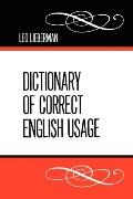 Dictionary Of Correct English Usage