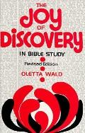 Joy of Discovery in Bible Study