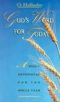 God's Word for Today A Daily Devotional for the Whole Year