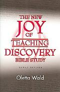 New Joy Of Teaching Discovery Bible Study