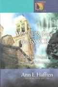 Water from the Rock Lutheran Voices from Palestine