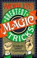 World's Greatest Magic Tricks - Charles Barry Townsend - Paperback