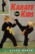 Karate for Kids - J. Allen Queen - Hardcover