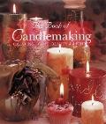 Book of Candlemaking: Creating Scent, Beauty and Light - Chris Larkin - Hardcover