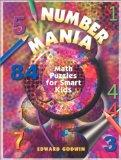 Number Mania Math Puzzlers for Smart Kids