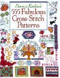Donna Kooler's 555 Fabulous Cross-Stitch Patterns - Donna Kooler - Hardcover