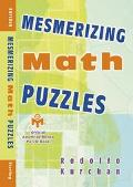 Mesmerizing Math Puzzles: Official American Mensa Puzzle Book