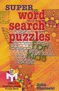 Super Word Search Puzzles for Kids Official American Mensa Puzzle Book