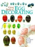 Great Book of Egg Decorating - Grazia Buttafuoco - Hardcover