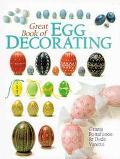 Great Book of Egg Decorating - Dede Varetto - Paperback - 1 PBK ED