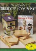 Ultimate Birdhouse Book & Kit