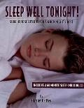 Sleep Well Tonight!: Sure-Fire Solutions for a Good Night's Rest