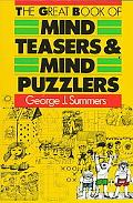 Great Book of Mind Teasers and Mind Puzzles