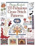 555 Fabulous Cross-Stitch Patterns - Donna Kooler - Paperback