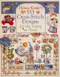 Donna Kooler's 555 Cross-Stitch Designs for the Young at Heart