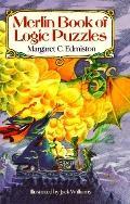 Merlin Book of Logic Puzzles - Margaret C. Edmiston - Paperback - REPRINT