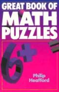 Great Book of Math Puzzles - Philip Ernest Heafford - Paperback