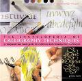 Encyclopedia of Calligraphy Techniques A Comprehensive Visual Guide to Traditional and Conte...