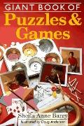 Giant Book of Puzzles and Games
