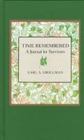Time Remembered A Journal for Survivors