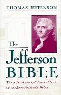 Jefferson Bible:life+morals of Jesus...
