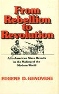 From Rebellion to Revolution Afro-American Slave Revolts in the Making of the Modern World
