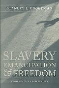 Slavery, Emancipation, and Freedom Comparative Perspectives