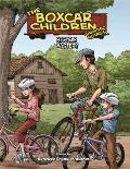 Bicycle Mystery: A Graphic Novel (Boxcar Children Graphic Novels #17) (Boxcar Children Graph...