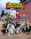 Mike's Mystery (The Boxcar Children Graphic Novels Book 5)