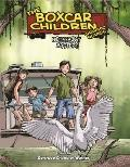 Houseboat Mystery: A Graphic Novel (Boxcar Children Graphic Novels # 16) (Boxcar Children Gr...