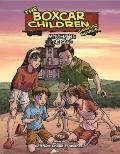 Mystery in the Sand: A Graphic Novel (Boxcar Children Graphic Novels #18) (Boxcar Children G...