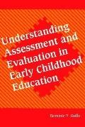 Understanding Assessment+evaluation...