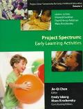 Project Spectrum Early Learning Activities