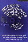 Implementing Standards-Based Mathematics Instruction A Casebook for Professional Development
