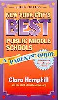 New York City's Best Public Middle Schools: A Parent's Guide