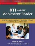 RTI and the Adolescent Reader: Responsive Literacy Instruction in Secondary Schools (Middle ...