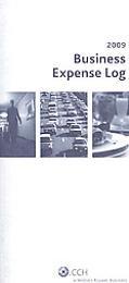 Business Expense Log (2009)