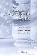 Guidebook to California Taxes (2009)