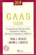 GAAS Guide, 2010 (with CD-ROM) (Miller Gaas Guide)