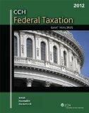Federal Taxation: Basic Principles (2012)