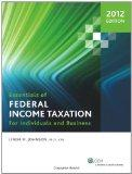 Essentials of Federal Income Taxation for Individuals and Business (2012)