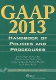 GAAP Handbook of Policies and Procedures (w/CD-ROM) (2013)