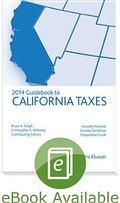 California Taxes, Guidebook To (2014)