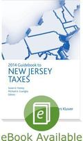 New Jersey Taxes, Guidebook To (2014)
