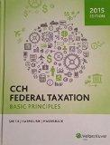 Federal Taxation Basic Principles (2015)