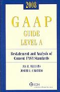 GAAP Guide Level a 2008