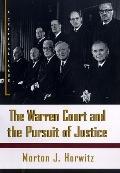 Warren Court+the Pursuit of Justice